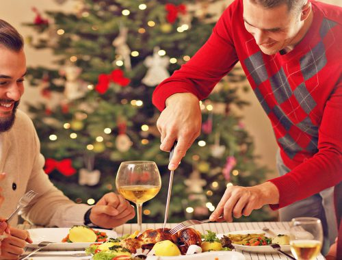 comida navidad sevilla